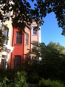 A home on Logan Circle