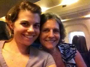 Outward bound from Fresno to San Fran to Chicago