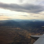 Flying from Fresno back to Chicago on New Year&#039;s Eve. It was beautiful.